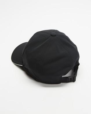 adidas Performance - AEROREADY Baseball Cap - Headwear (Black & White) AEROREADY Baseball Cap