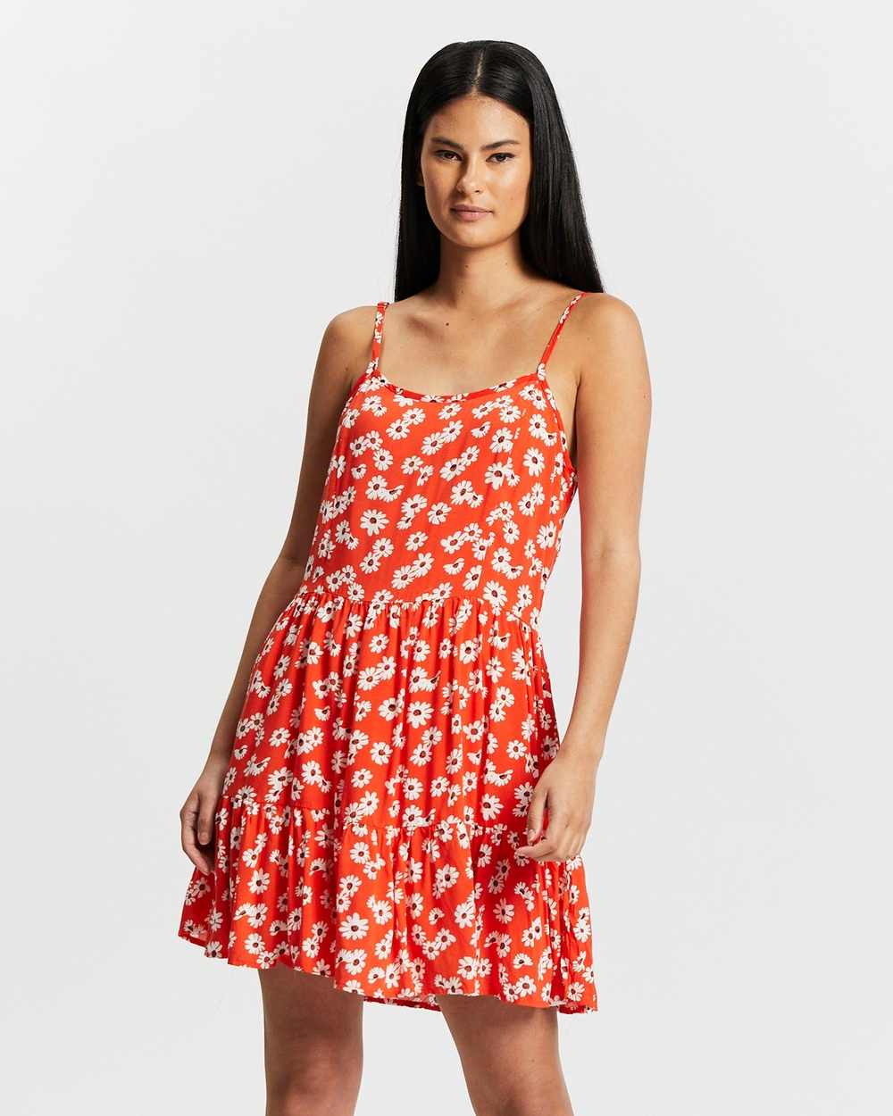 All About Eve Camilla Mini Dress Dresses Red