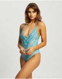 Tigerlily - Samara Elle Tie One Piece