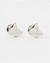 BOSS - Sailboat Tack Cufflinks