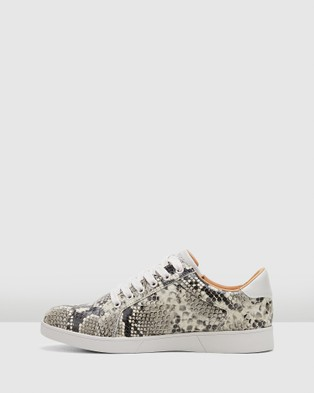 Hush Puppies Mimosa - Sneakers (Natural Snake)