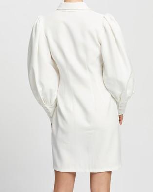 Pasduchas Bowery Dress - Dresses (Ivory)