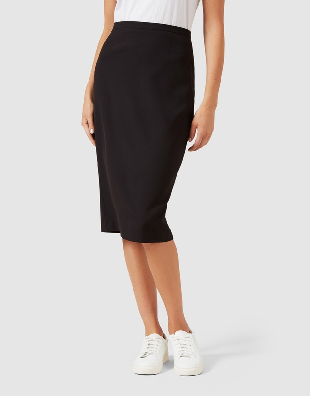 French Connection - Stretch Pencil Skirt