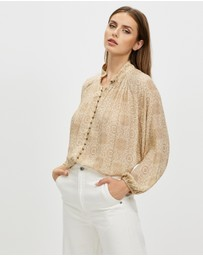 Tigerlily - Indra Lucien Blouse