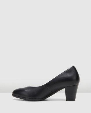 Hush Puppies The Point - All Pumps (Black)