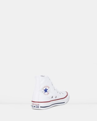 Converse Chuck Taylor All Star High Youth - Sneakers (White)