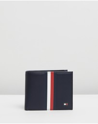 Tommy Hilfiger - Solid Mini Card Wallet