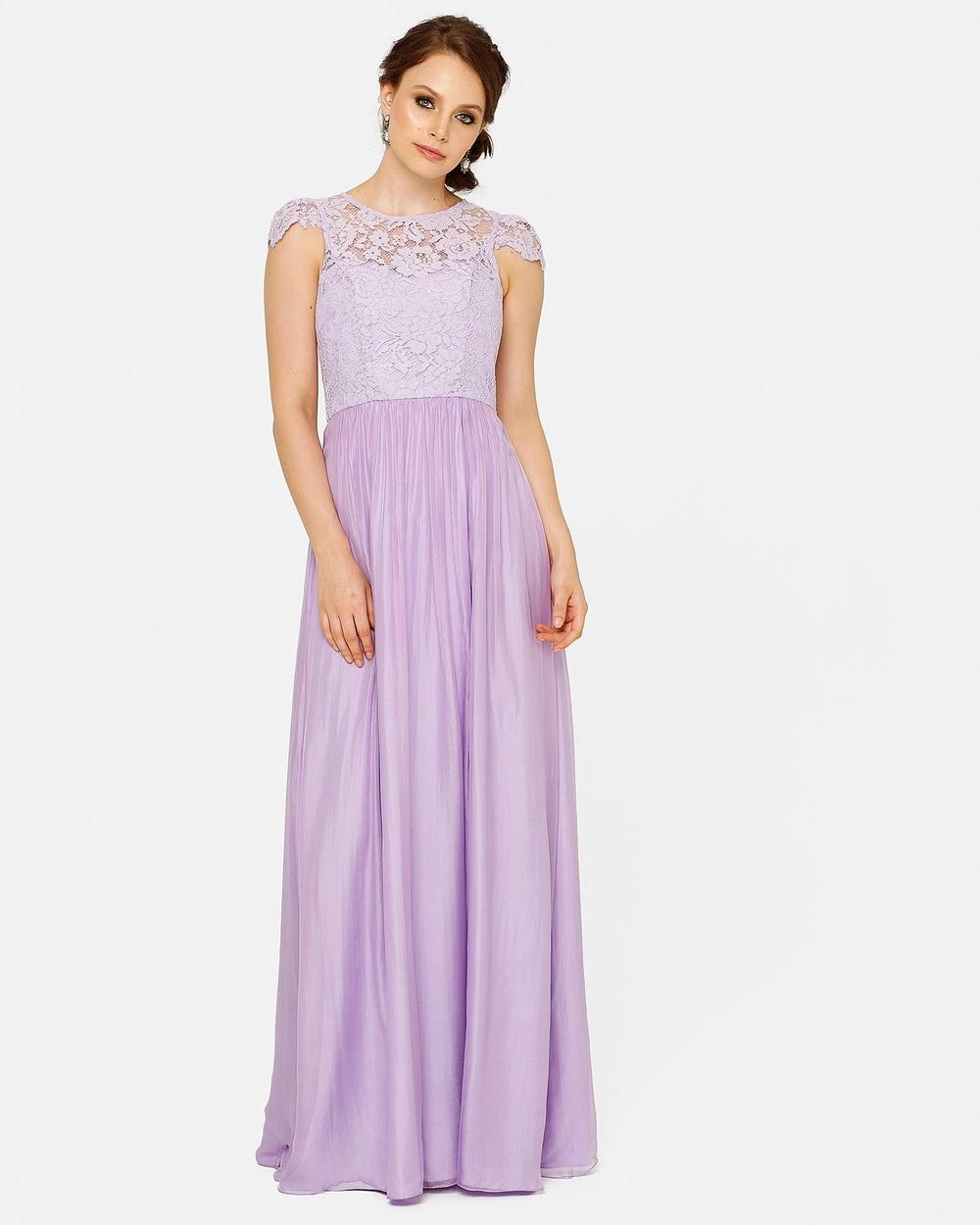 Tania Olsen Designs Latitia Dress Bridesmaid Dresses Lilac Latitia Dress