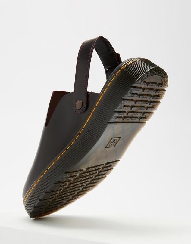 Women Carlson Leather Sandals - Unisex