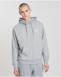 Nike - Sportswear Full-Zip Club Hoodie - Men's