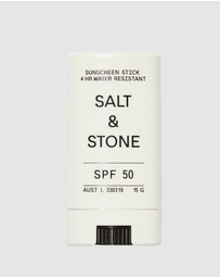 Salt & Stone - SPF 50+ Sunscreen Face Stick