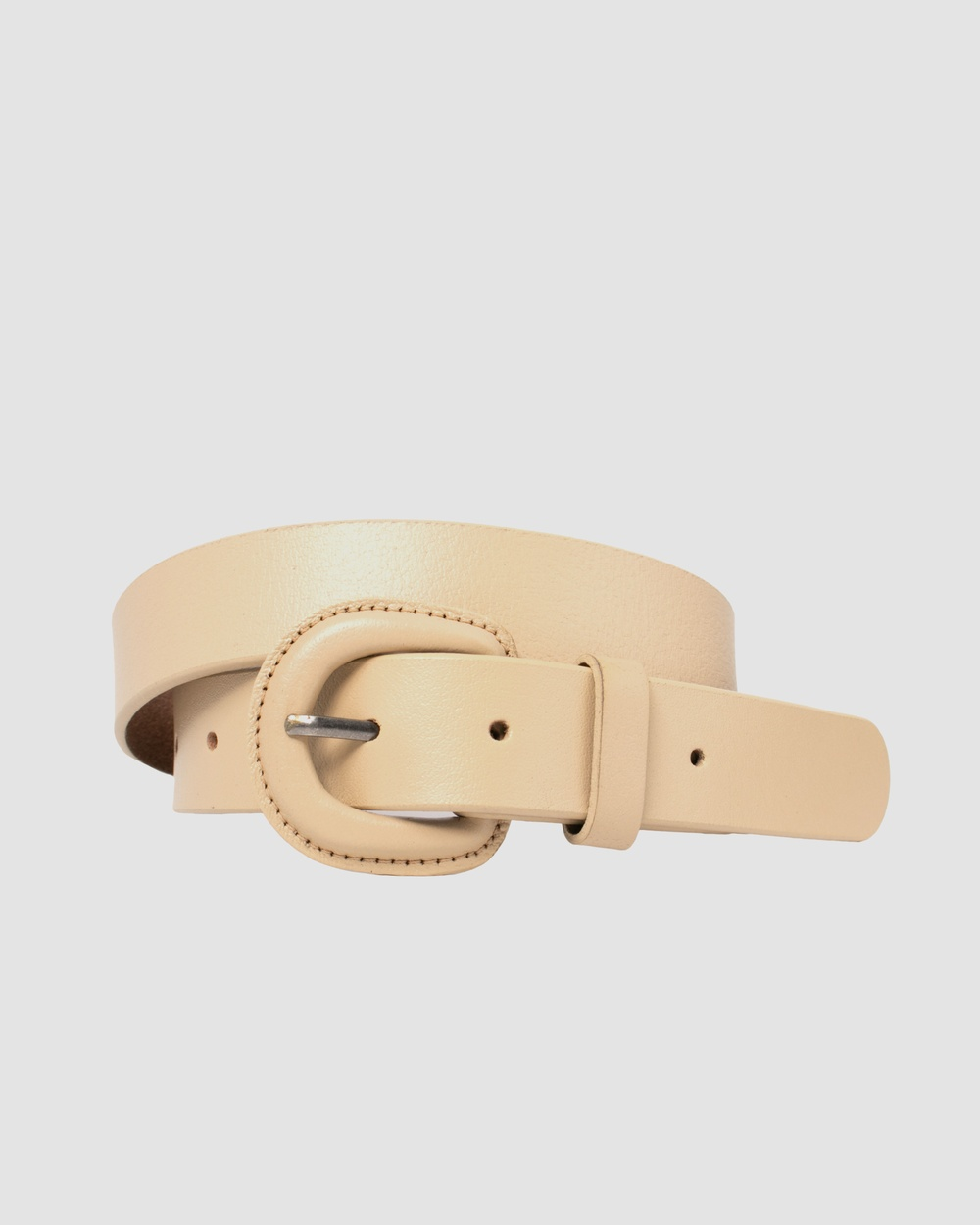 Loop Leather Co Kelly Belts Taupe