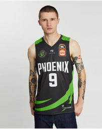First Ever - NBL - S.E. Melbourne Phoenix 19/20 Authentic Home Jersey - Ben Madgen