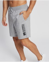 Russell Athletic - Russell Bar Logo Track Shorts