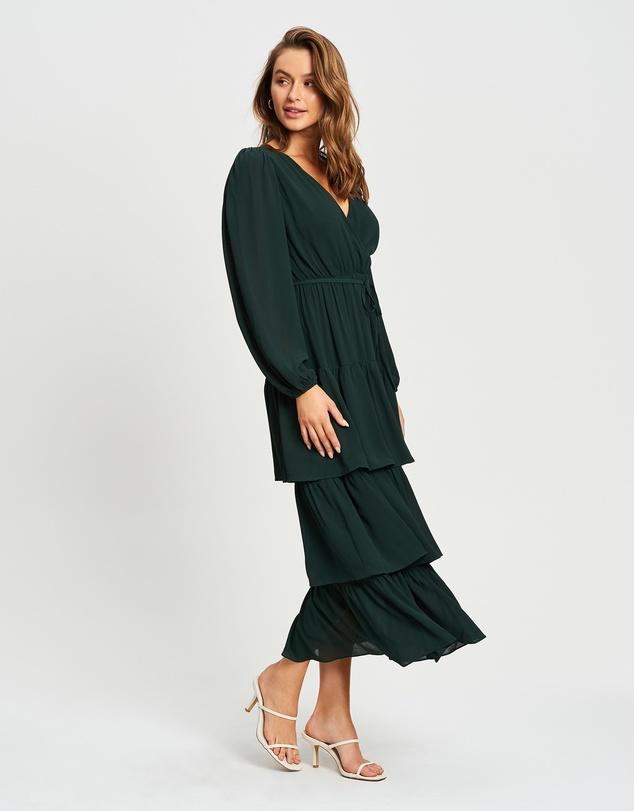 Women Elvi Midi Dress