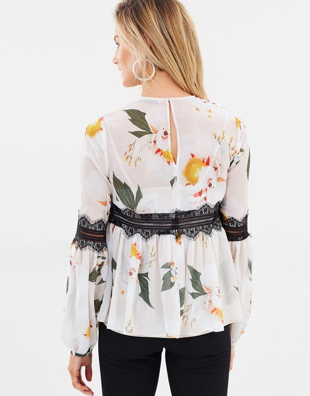 Cooper St - Magnolia Long Sleeve Top