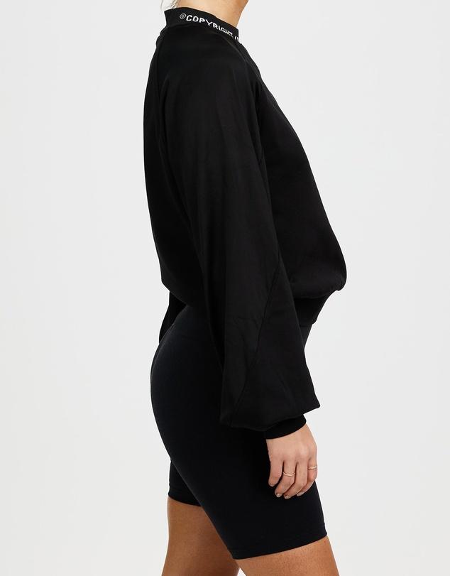 Women Tulip Sweatshirt