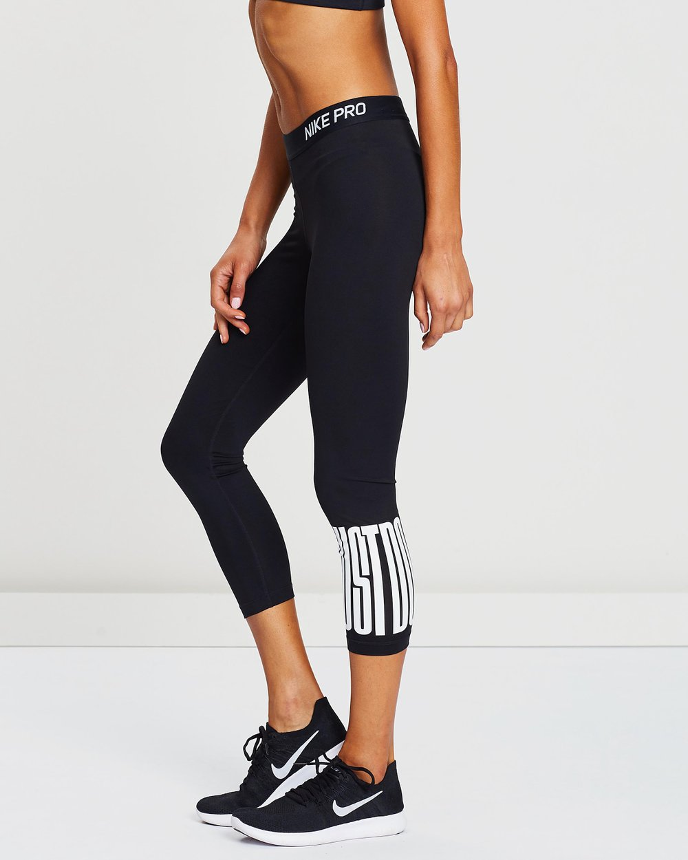 various colors new arrive best Pro Just Do It Crop Tights