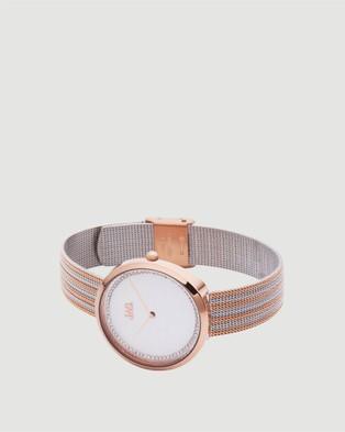 Jag Tegan Ladies Watch - Watches (gold)