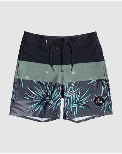 Quiksilver - Boys 8-16 Salty Palms 15