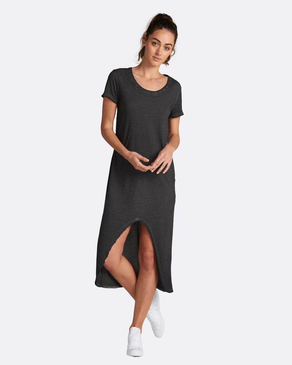 jac + mooki Maisie Dress Dresses Black Maisie Dress