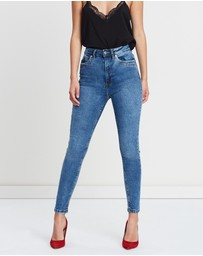 DRICOPER DENIM - DCD High-Waisted Jeans