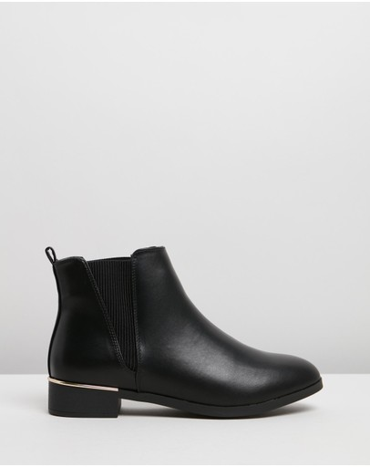 SPURR - Peyton Ankle Boots