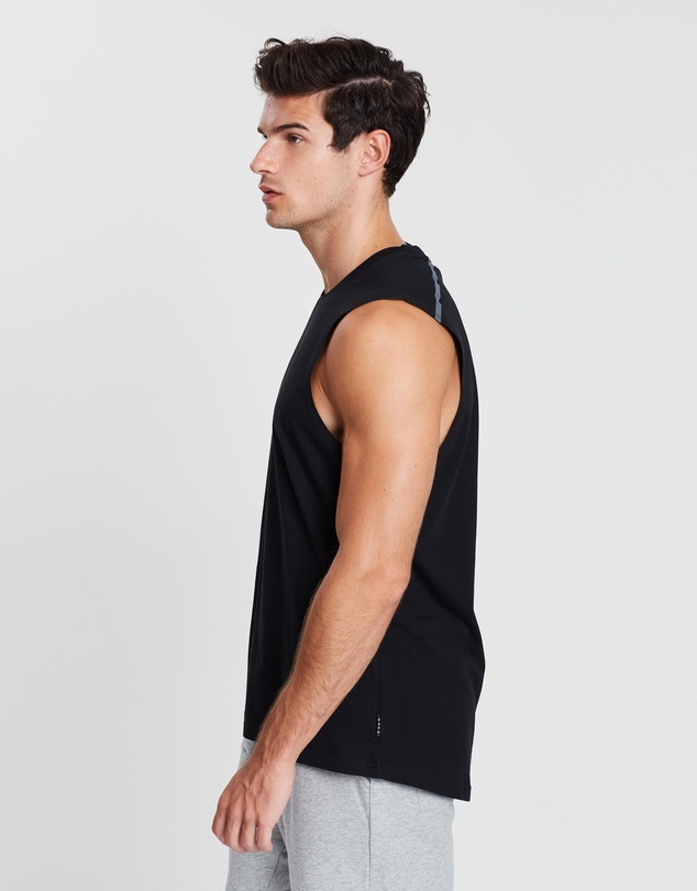 Jaggad - Core Cotton Muscle Tank