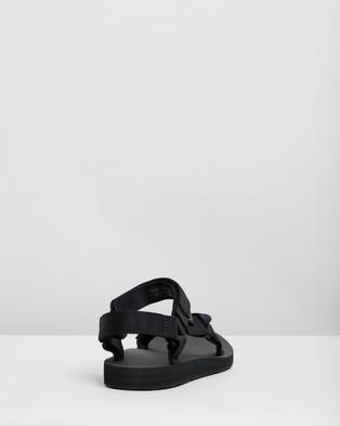 Teva Original Universal   Women's - Sandals (Black)