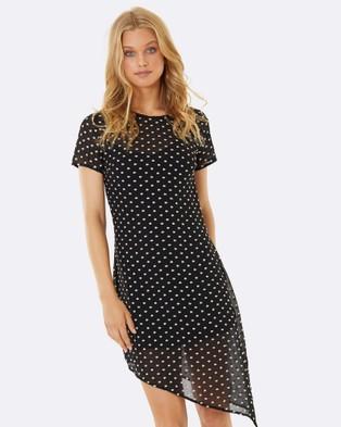 Calli – Bethan Dress Black