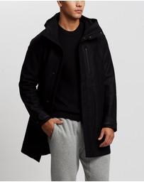 Icebreaker - Ainsworth Hooded Jacket