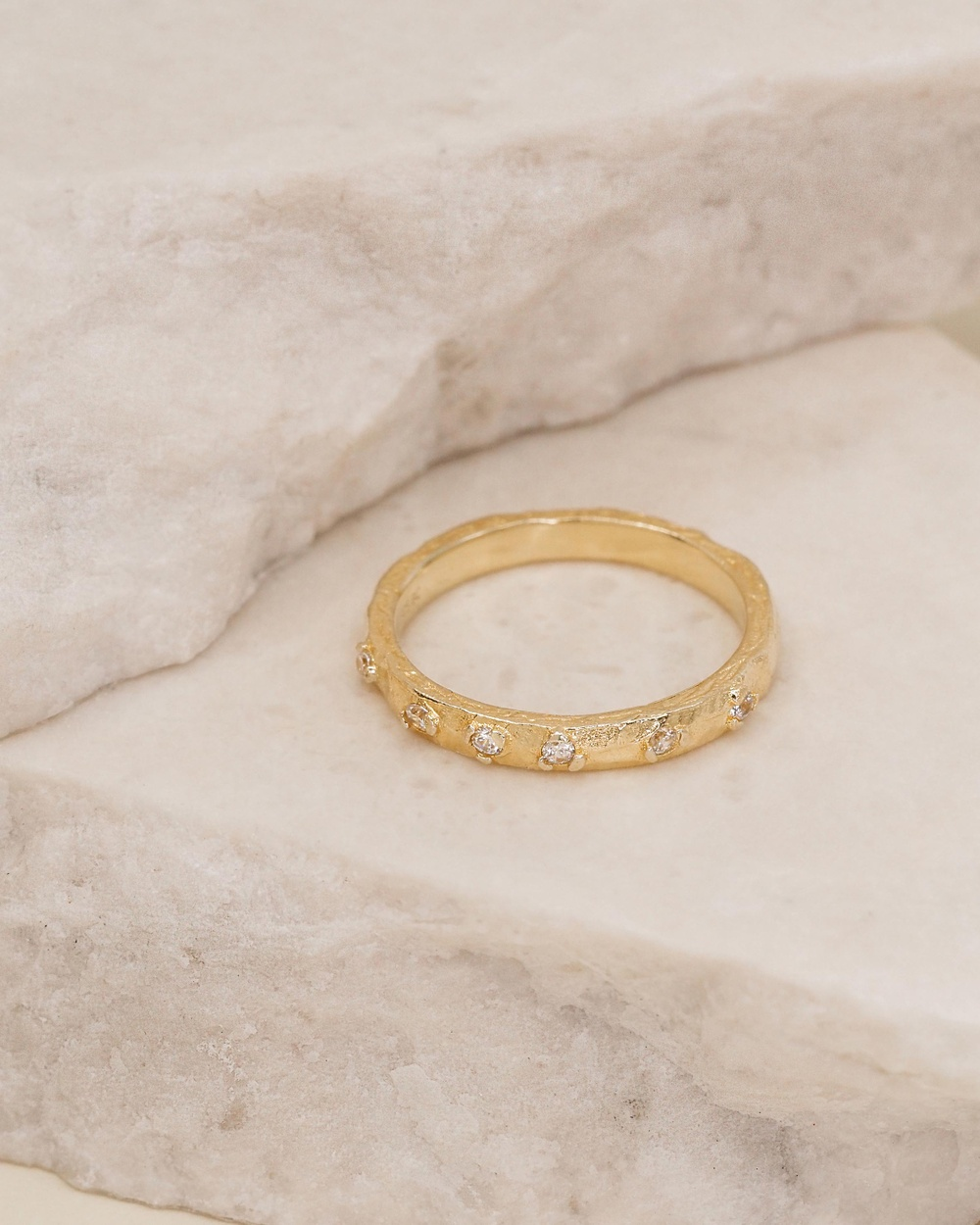 By Charlotte Enlightened Ring Jewellery Gold