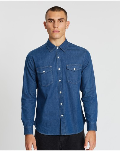 Neuw - Waits Denim LS Shirt
