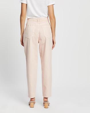 M.N.G Regina Jeans - High-Waisted (Pink)