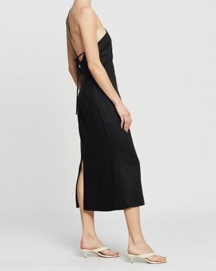 Saroka Lila Dress - Dresses (Black)