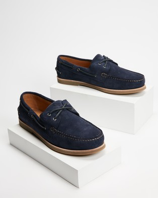R.M.Williams Hobart - Casual Shoes (Navy)