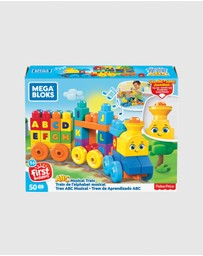 Mega Bloks - ABC Musical Train
