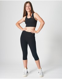 School Active Sports - Velocity-Flex 3/4 Leggings