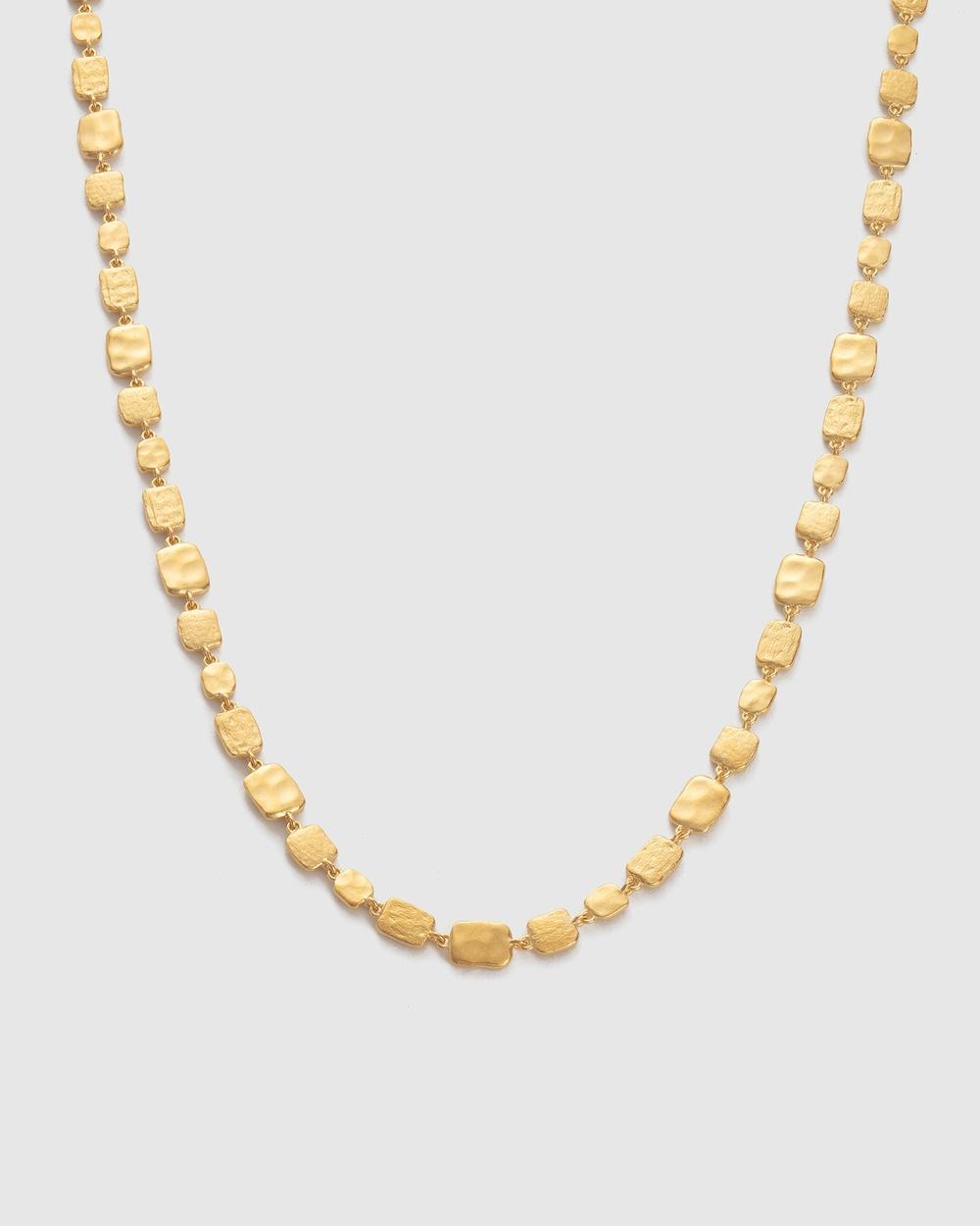 Kirstin Ash Cascade Necklace Jewellery Gold