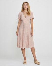 Auguste The Label - Clementine Bonne Midi Dress