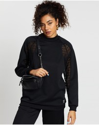 adidas Originals - Lace Sweatshirt