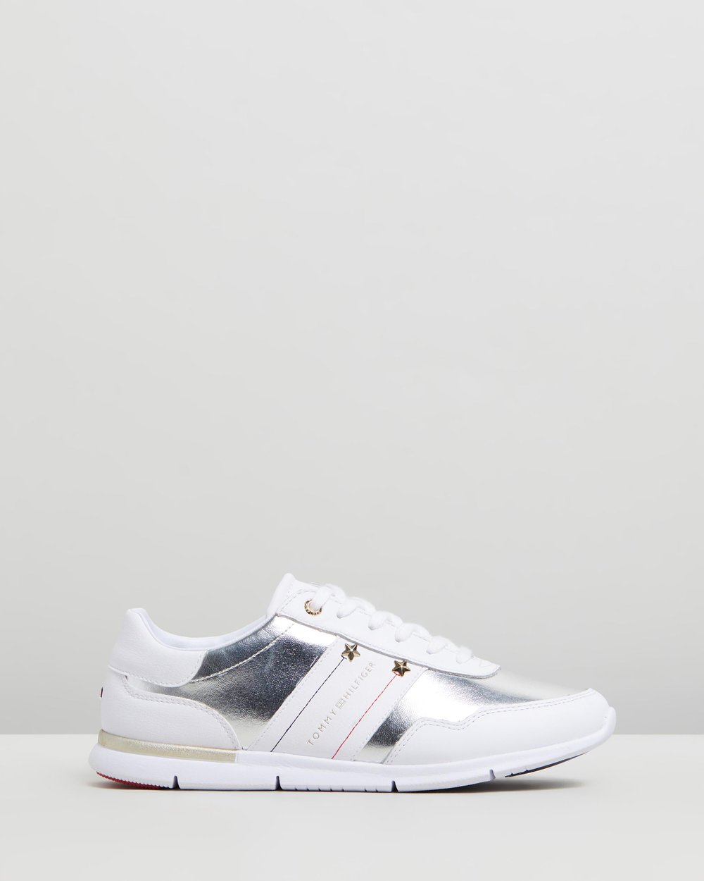 c3b20aafc9e55 Essential Leather Sneakers - Women s by Tommy Hilfiger Online