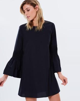 IMONNI – Neeson Dress Black