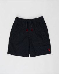 Polo Ralph Lauren - Pull-On Parachute Twill Shorts - Teens