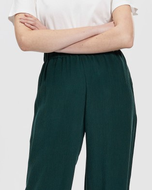bul Baromi Pants - Pants (Green)