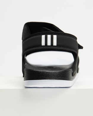 adidas Performance Adilette Sandals   Unisex - Sandals (Core Black, Footwear White & Core Black)