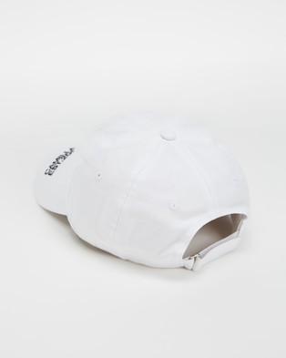 C&M CAMILLA AND MARC Colorado Cap - Headwear (White)