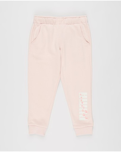 Puma - Animals Sweatpants - Kids-Teens