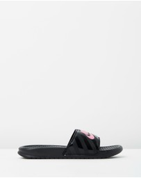 Benassi Just Do It Slides - Women's