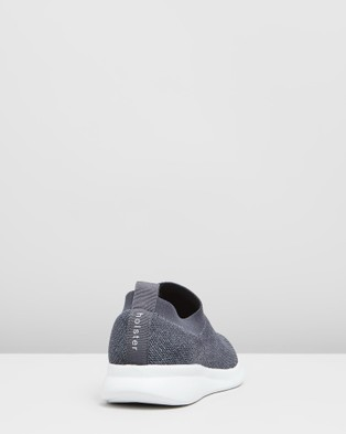 Holster Blaze - Slip-On Sneakers (Graphite)